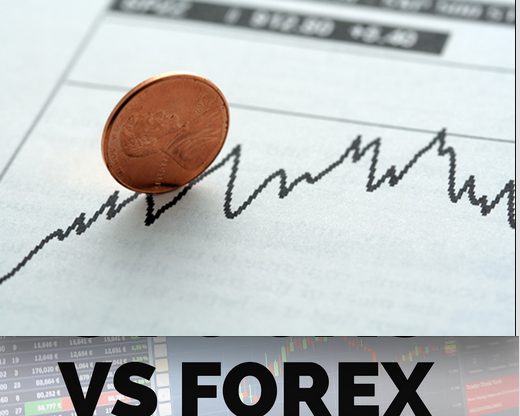 Penny stocks vs forex